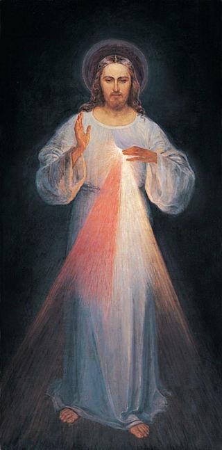 Boże Miłosierdzie, Jezu ufam Tobie - Eugeniusz Kazimirowski