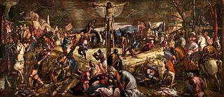Jacopo Tintoretto - Ukrzyżowanie