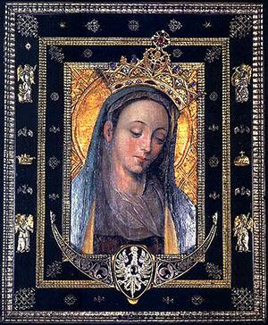 Matka Boża z Rokitna, Królowa Polski