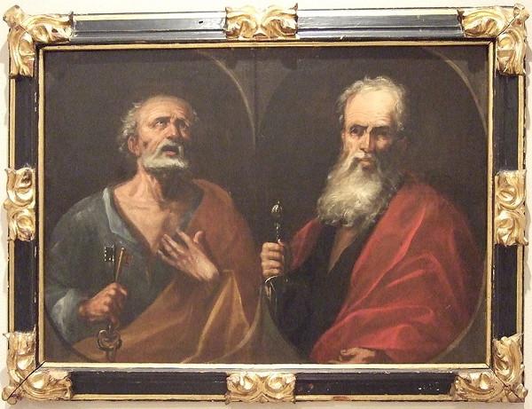 Święty Piotr i Święty Paweł - Rabiella
