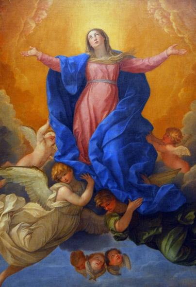 Wniebowzięcie Najświętszej Maryi Panny - Guido Reni